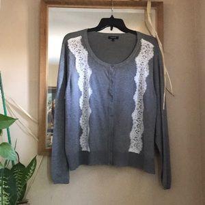 Final Price❗️Torrid Women's Button Down sweater